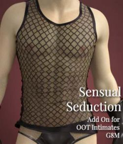MYKT Sensual Seduction - Add On for OOT Intimates G8M