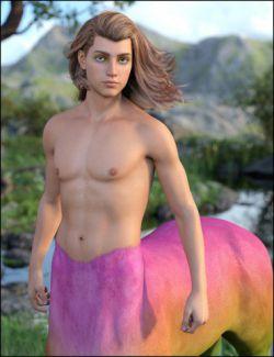 Taiyo for Genesis 8 Male Centaur