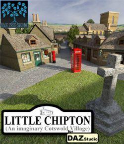 Little Chipton for Daz Studio