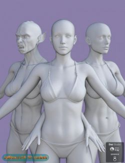 My Shapes for Genesis 8 Female