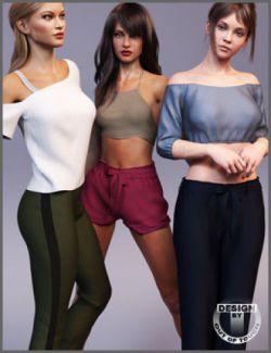 MEGA Wardrobe 2 for Genesis 8 Female(s)