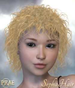 Prae-Sepha Hair V4 M4 La Femme Poser