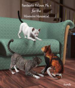FantasticFelines for the HiveWire Housecat_Pk1