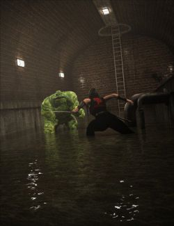 The Murky Sewer