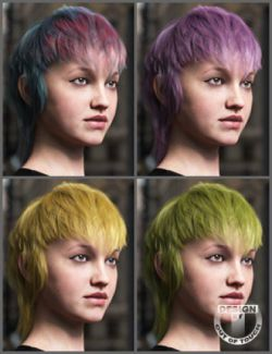 OOT Hairblending 2.0 Texture XPansion for Riviera Hair