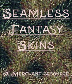 Seamless Fantasy Skins