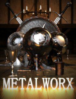 Iray MetalWorx
