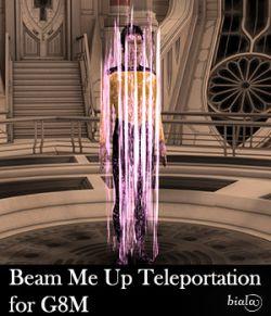 Beam Me Up Teleportation for G8M