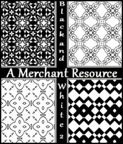 Black and White Merchant Resource 2