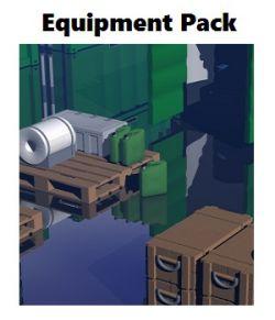 Eqipment Pack - Extended License