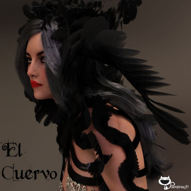 El Cuervo Outfit G8F-V8