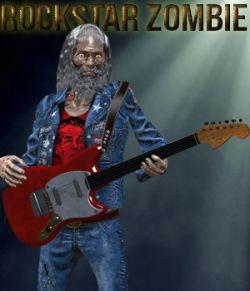 Rock Star Zombie for Herr Cadaver