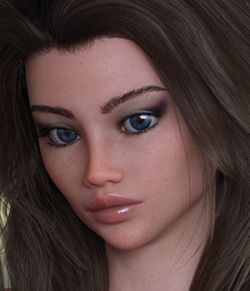 SublimelyVexed Fleming for Genesis 8 Female