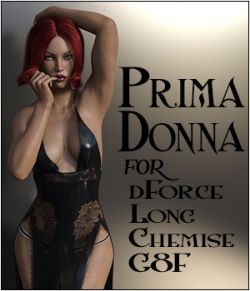 Prima Donna for Long Chemise G8F