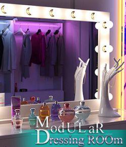 Modular Dressing Room