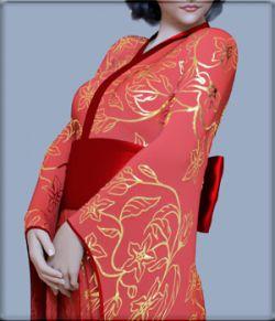 Faxhion- dForce Kimono