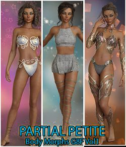 Partial Petite Body Morphs G8F Vol 1