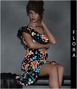 Flora for Andrea Outfit