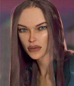 Leah HD for Genesis 8 Female