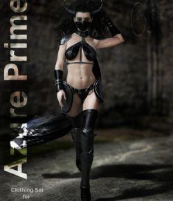 CB AzurePrime Clothing Set for Genesis 8 Females