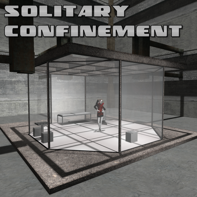 Solitary Confinement Unit for Poser 7+
