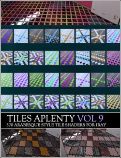 Tiles Aplenty Vol IX