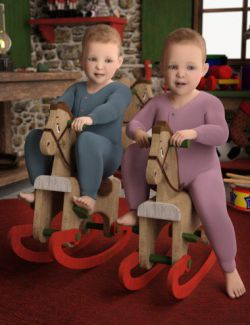 Toddler Twins For Genesis 8