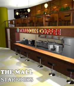 The Mall- Starbooks