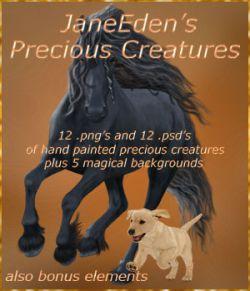 JaneEden's Precious Creatures