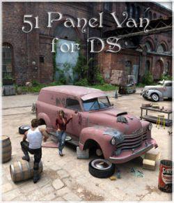 51 Panel Van for DS