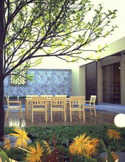 Oriel Garden