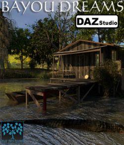 Bayou Dreams for Daz Studio