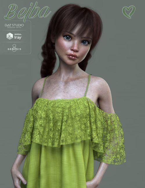 TDT-Bejba for Genesis 8 Female