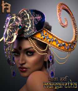 Margaretha 1905 Headdress EXPANSION PACK