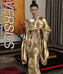 VERSUS - dForce Kimono for G8F