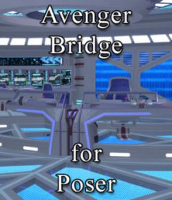 Avenger Bridge for Poser