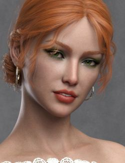 Katya HD for Genesis 8 Female