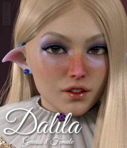 MYKT Dalila for Genesis 8 Female