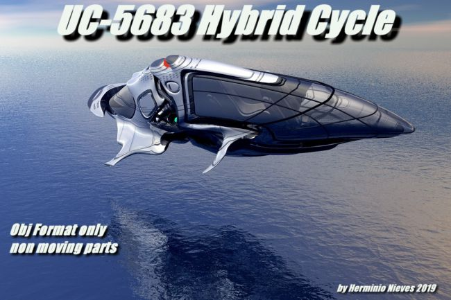 UC-5683 Hybrid Cycle - Extended Licence