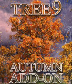 Flinks Tree 9 - Autumn Add-on