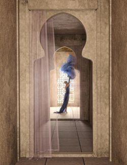 Fantasy Hallway