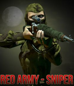 Red Army - Sniper