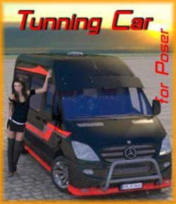 Tunning Car  (Poser)