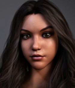 Joana character for Genesis 8 Female