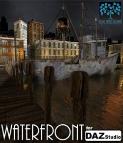 Waterfront for Daz Studio