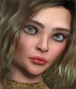TDT-Liana for Genesis 8 Female