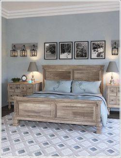 iV Summer Dreams Bedroom