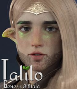 MYKT Talilo for Genesis 8 Male
