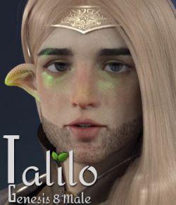 MYKT Talilo for Genesis 8 Male