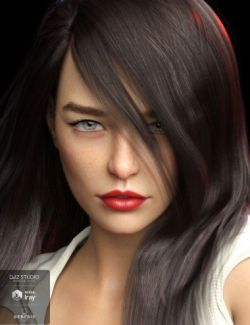 Bess HD for Genesis 8 Female